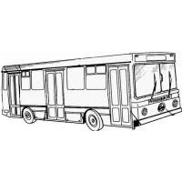 Детали кузова автомобилей ЛАЗ, ЛИАЗ