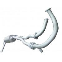 Элементы системы выпуска газов для автомобилей УРАЛ
